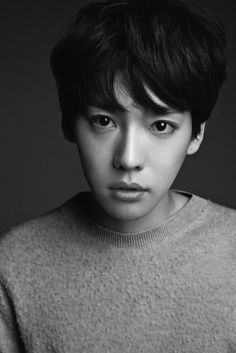 OMO I AM BLINDED BY HIS FACE WITH GOLDEN PROPORTIONS LOL | Jinwoo for Elle Korea