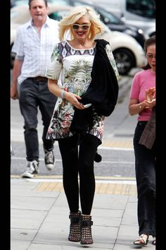 Gwen Stefani's has mastered maternity style. Here are her top pregnancy looks.