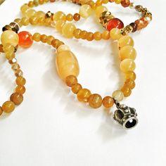 Image of Safran necklace