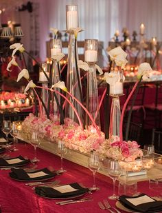 25 Stunning Wedding Centerpieces - Part 6 - Belle the Magazine . The Wedding Blog For The Sophisticated Bride