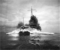 USS Connecticut, 1906
