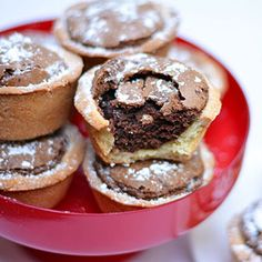 Townies — Where brownies and tarts unite to make an super satisfying treat | MyRecipes.com
