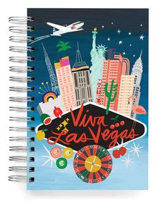 JOURNALS :: Jumbo Journals :: Las Vegas Jumbo Journal - Ecojot - eco savvy paper products