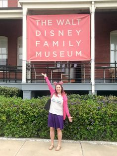 Visiting the Walt Di