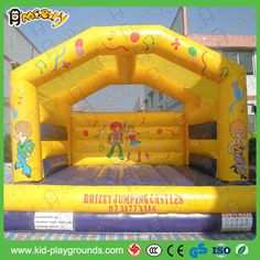 Air Bouncer Inflatable Trampoline