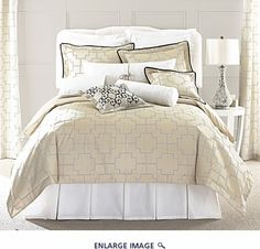11 Piece King Midland 100% Cotton Comforter Set