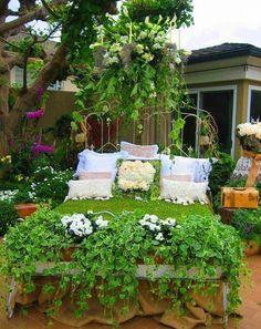 Garden bed ... Love it :)