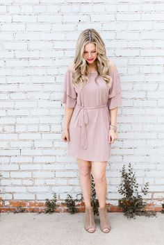 Affordable Summer Dresses with Piace Boutique featured by popular Oklahoma style blogger, Curls and Cashmere