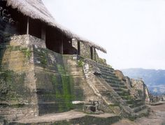 Aztec Temples in Tenochtitlan Aztec Temple, Aztec Ruins, Car Cleaning, Lawn Care, Temples, Maya, Building, Travel, Cleaning Cars