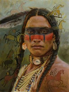 368bffe58 David Yorke Artist, New Paintings, Giclee Prints Available, Upcoming Show, Native  American