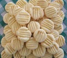 Imagem da receita Biscoito de maisena