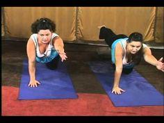 Prenatal Yoga - Part 1-- just good stretching, strengthening... not new agey mumbo jumbo. :)