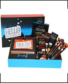 Win with Lindt HELLO