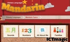 The BBC Primary Mandarin site is a wonderful place to begin learning Mandarin Chinese with videos and other resources.