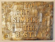 Mixed Media Canvas/ Home-Decor/ Gifts eyecatchinggifts.co.uk