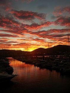 Puerto Deportivo de Getxo.  Autor: Arantza García