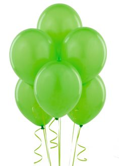 Fresh Lime (Lime Green) Balloons, 52108