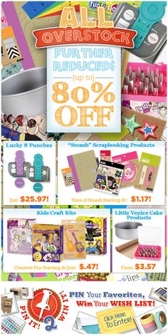 We've Reduced Our Clearance Even More. Shop and Save...While Supplies Last!