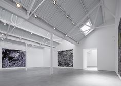 Modern Art gallery takes over three London warehouses