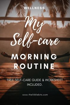 In this article, I'll be sharing my self-care morning routine that I've created to help improve my overall mental, physical and spiritual health. My morning routine is a crucial part of my day and what I do in the morning sets the tone for what kind of day I'm going to have. #personalgrowth #personaldevelopment #selfcare #selflove #morningrituals #morningroutines #routine