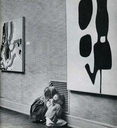 Kids + Art Museum.
