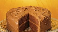 Helen Weston´s 1951 Grand Prize winner uses a unique technique:  some of the frosting is blended with the cake batter before it´s baked, yielding a superbly moist, rich cake.