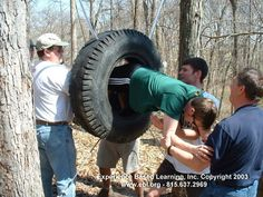 Porthole - Low Ropes Course - The Ultimate Camp Resource
