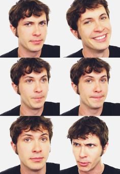The many faces of Toby Turner. love love loveeee!