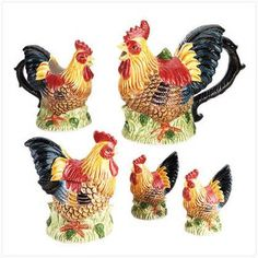 rooster kitchen decor damascus knives 186 best images in 2019 hens image detail for kim s