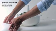 Adding the first Height Block™ Smart Garden, Flower Seeds, Plants, Plant, Planets