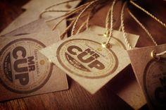 MR CUP by Barral Fabien, via #Behance #Design #Branding