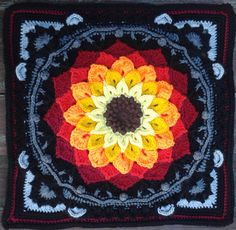 Pattern Test - 'Lotus Garden Tote' Project notes here; http://www.ravelry.com/projects/LindaDavie/pattern-test  Pattern available here; http://www.ravelry.com/patterns/library/the-enchanted-garden-tote