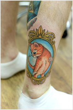7205bc704245c Cat tattoo Designs (10) Cat Tattoo Designs, Tattoo Designs For Women, All