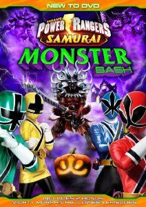 Amazon.com: Power Rangers Samurai: Monster Bash Halloween Special: n/a: Movies & TV
