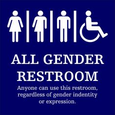 Bathroom Signs Nyc in all-gender restrooms, the signs reflect the times | gender