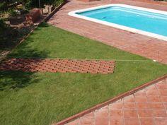 FLEXBRICK. Tejido cerámico Ceramic textiles Tissu céramique Teixit ceràmic. Adoquinado cerámico/Ceramic cobblestone/pavé; Pavimento drenante/Draining pavement/Sol drainante/Revetement drainant; Playa de piscina/Poolsides/Plage de piscine. Marti, Barcelona, Textiles, Architecture, Outdoor Decor, Home Decor, Beach, Tejidos, Arquitetura