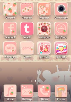 cocoppa is a great app for making new icon skins! Download it for free on the App Store today!