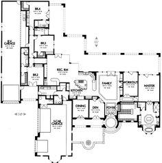1421A House Plan