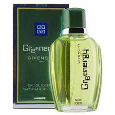 Greenergy By Givenchy For Men 3.3 Oz Eau De Toilette Spray