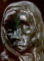 Cabeza Indígena 1958  Jorge Marin Vieco