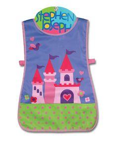 Princess Castle Craft Apron