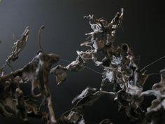 sculpture by Levi Wolffe  http://www.levi-wolffe.com/