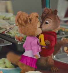 Alvin and the chipmunk porn, thick women blowjob