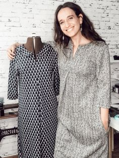 Clothing Patterns, Dress Patterns, Sewing Patterns, Kleidung Design, Couture, Sewing Clothes, Polka Dot Top, What To Wear, Dress Up