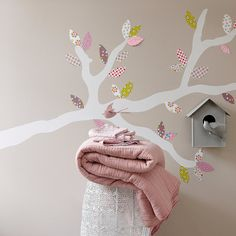 Very nice. I so want to do it to in my daughters room (: Girl Room, Girls Bedroom, Baby Room, Deco Kids, Daughters Room, Kid Spaces, Kids Decor, Fun Projects, Room Inspiration
