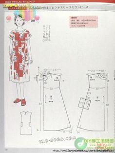 Японский журнальчик для малышей с выкройками