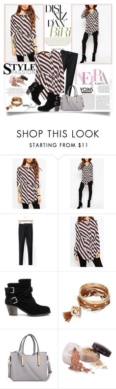 """""""Yoins #2"""" by ana-anaaaa ❤ liked on Polyvore featuring Laura Mercier, polyvoreeditorial and yoins"""