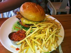 pork belly burgers | Dog Friendliness Rating: 3/5 – Nothing stood out about their service ...