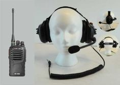 Klutch Radio Crew Chief Racing Radio Kit by Klutch Radio. $159.99. Crew Chief Racing Radio Kit - super discounted - $159.99 - regularly priced at over $300   Kit Includes one Klutch Radio KR-400 and One Klutch Radio Heavy Duty Dutal Muff Noise Cancelling Headset - perfect for crew chief racing radio applications.   Radio: Radio Set with Antenna, Battery & Charger, UHF 400-470 MHZ, 4 Watts of Power, 16 Memory Channels, Voice Prompts, High / Low Power Switchable, W...