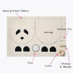 Panda bag kit